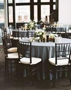 aluguel de mesas e cadeiras para festas em santos